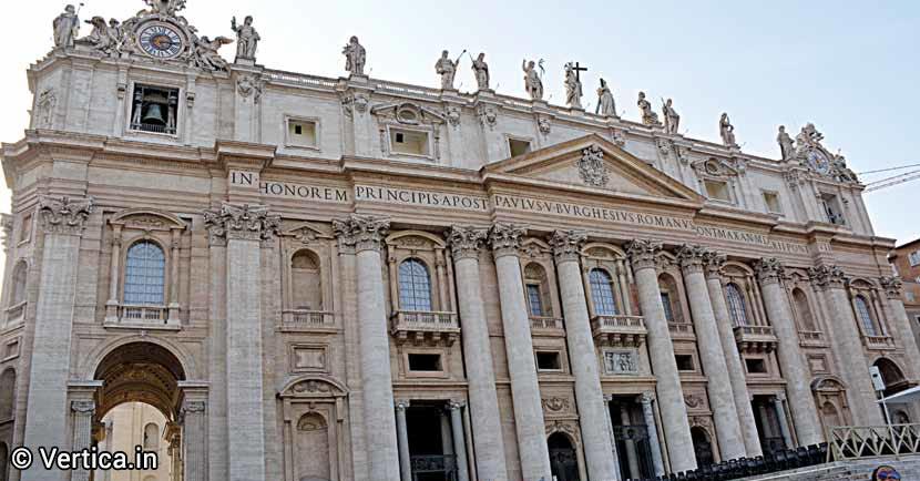The-Vatican-City